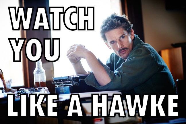 Predestination 46 Hawke meme (WTF Watch the Film Saint Pauly)