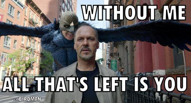 Birdman 41 Say Without Me (Watch the Film WTF Saint Pauly)