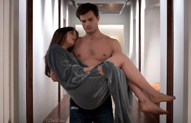 Fifty Shades of Grey 25 SC Trash (WTF Watch the Film Saint Pauly)