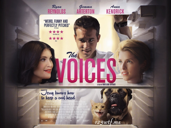 The Voices 19 poster 2 (Watch The Film WTF Saint Pauly)