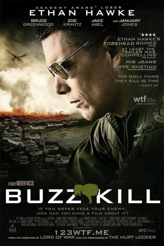 Good Kill 01 poster (WTF Watch The Film Saint Pauly)