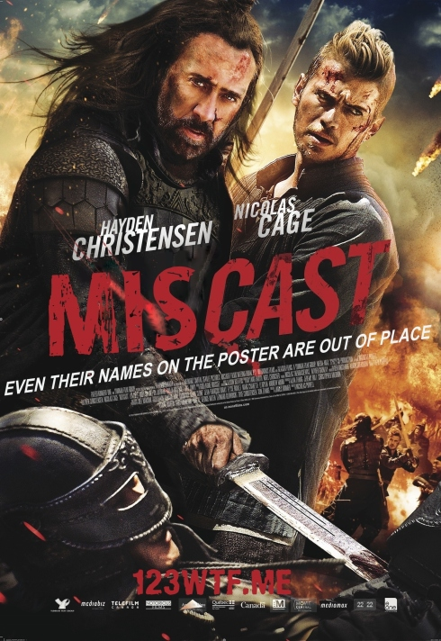 Outcast 01 poster (WTF Watch The Film Saint Pauly)