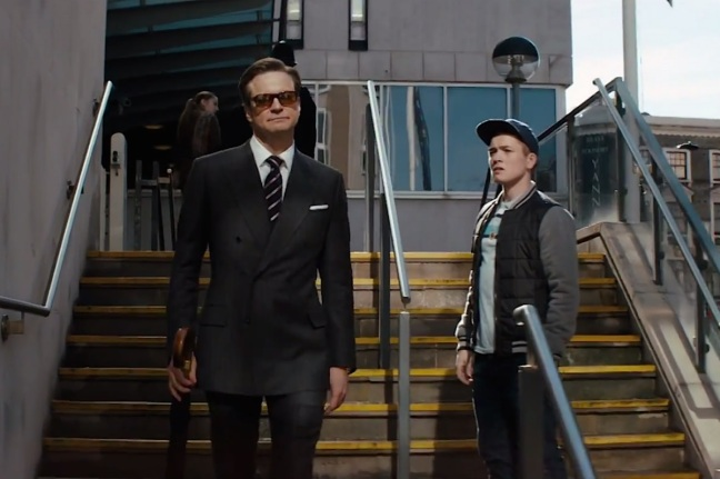 Kingsman 06 (WTF Watch The Film Saint Pauly)