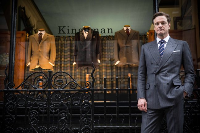 Kingsman 08 (WTF Watch The Film Saint Pauly)
