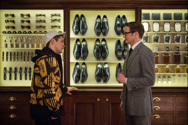 Kingsman 13 (WTF Watch The Film Saint Pauly)