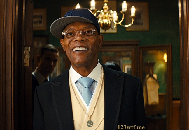 Kingsman 14 SC Baseball cap (WTF Watch The Film Saint Pauly)