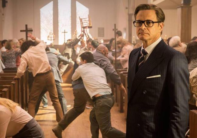 Kingsman 15 (WTF Watch The Film Saint Pauly)