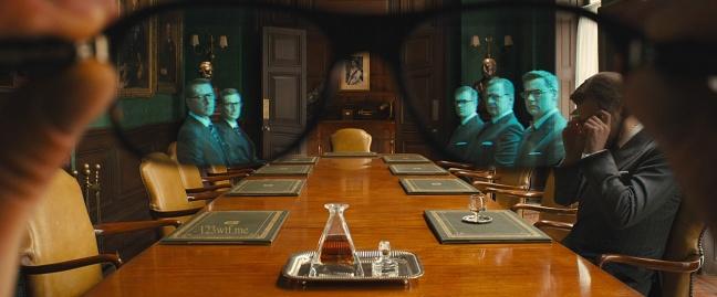 Kingsman 33 SC Raise your glasses (WTF Watch The Film Saint Pauly)
