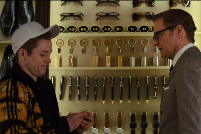 Kingsman 41 (WTF Watch The Film Saint Pauly)
