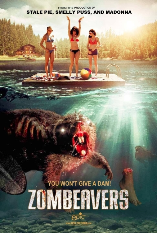 Zombeavers 01 poster (WTF Watch The Film Saint Pauly)