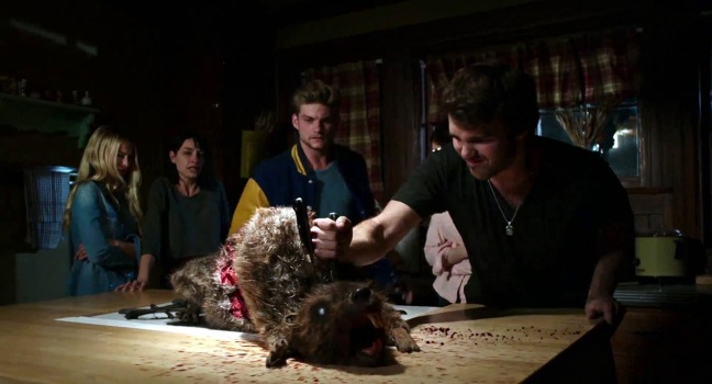 Zombeavers 44 (WTF Watch The Film Saint Pauly)