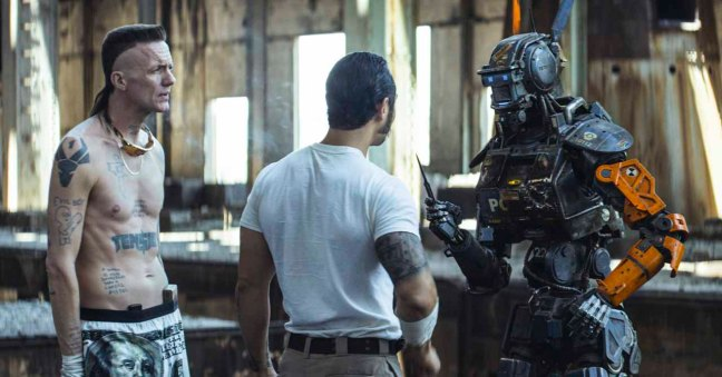 Chappie 20 (WTF Watch The Film Saint Pauly)