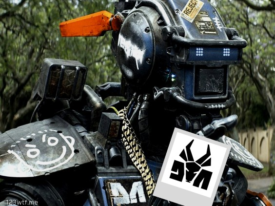 Chappie 36 collage Chappie branded (WTF Watch The Film Saint Pauly)