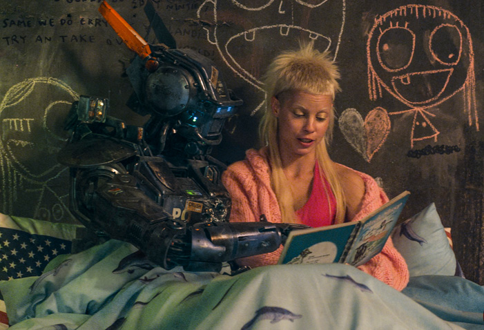 Chappie 38 (WTF Watch The Film Saint Pauly)