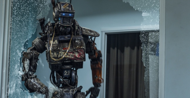 Chappie 41 (WTF Watch The Film Saint Pauly)