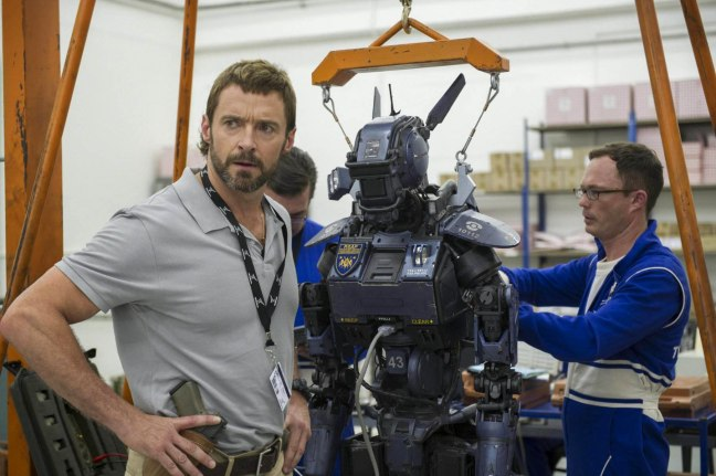 Chappie 50 (WTF Watch The Film Saint Pauly)