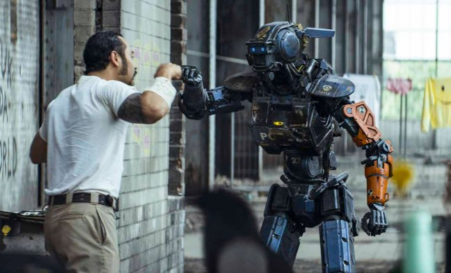 Chappie 51 (WTF Watch The Film Saint Pauly)