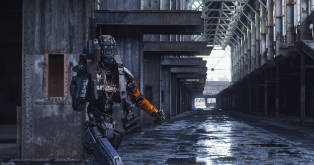 Chappie 52 (WTF Watch The Film Saint Pauly)