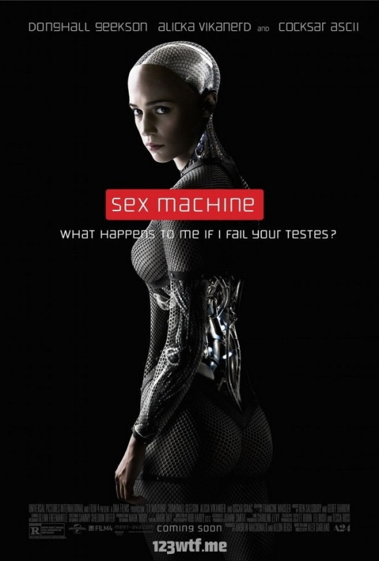 ex machina 01 poster (WTF Watch The Film Saint Pauly)