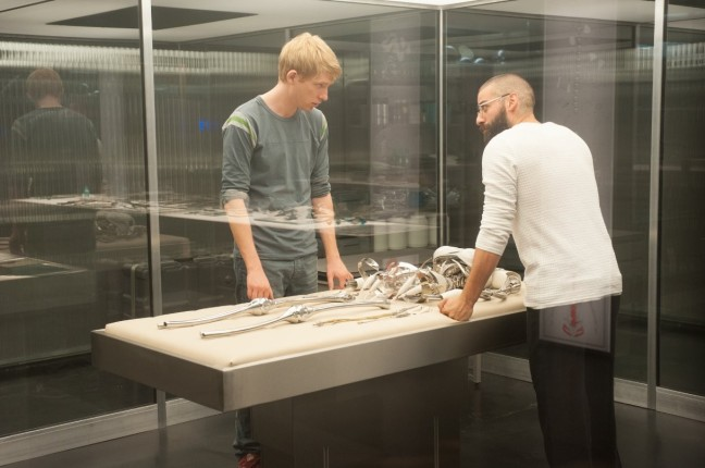 ex machina 02 (WTF Watch The Film Saint Pauly)