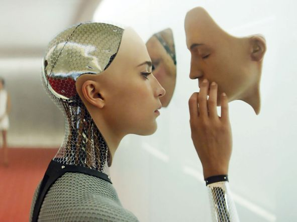 ex machina 16 (WTF Watch The Film Saint Pauly)