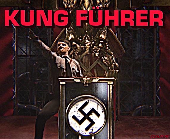 Kung Fury 11 SC Raise a führer (WTF Watch The Film Saint Pauly)