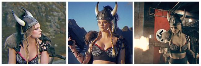 Kung Fury 14 SC Joanna Häggblom Collage (WTF Watch The Film Saint Pauly)