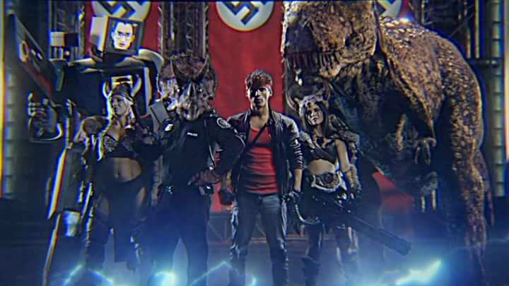 Kung Fury 24 (WTF Watch The Film Saint Pauly)