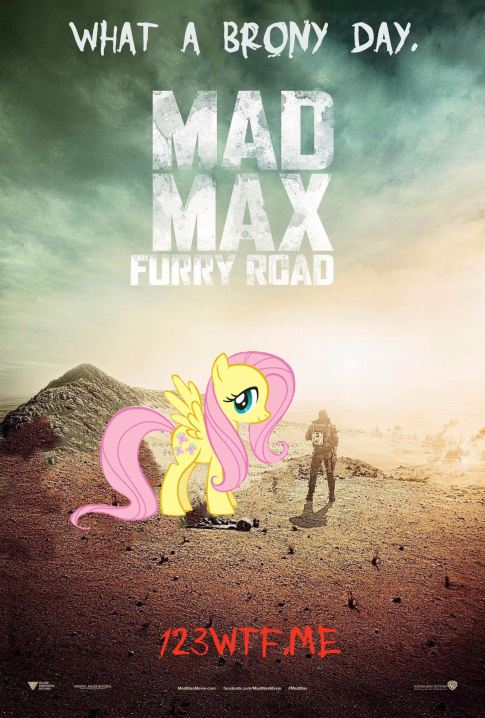 Mad Max Fury Road 01 poster (WTF Watch The Film Saint Pauly)