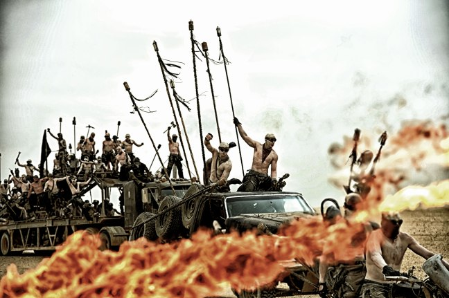 Mad Max Fury Road 02 (WTF Watch The Film Saint Pauly)