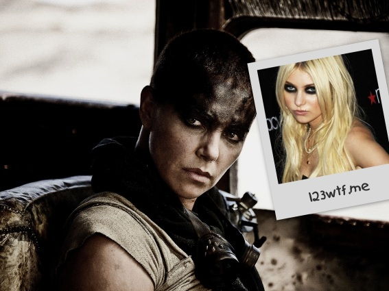 Mad Max Fury Road 09 Collage Make-up tips by Taylor Momsen (WTF Watch The Film Saint Pauly)