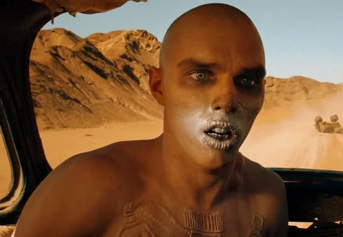 Mad Max Fury Road 14 SC MFW I confuse hemmaerhoid cream with toothpaste (WTF Watch The Film Saint Pauly)