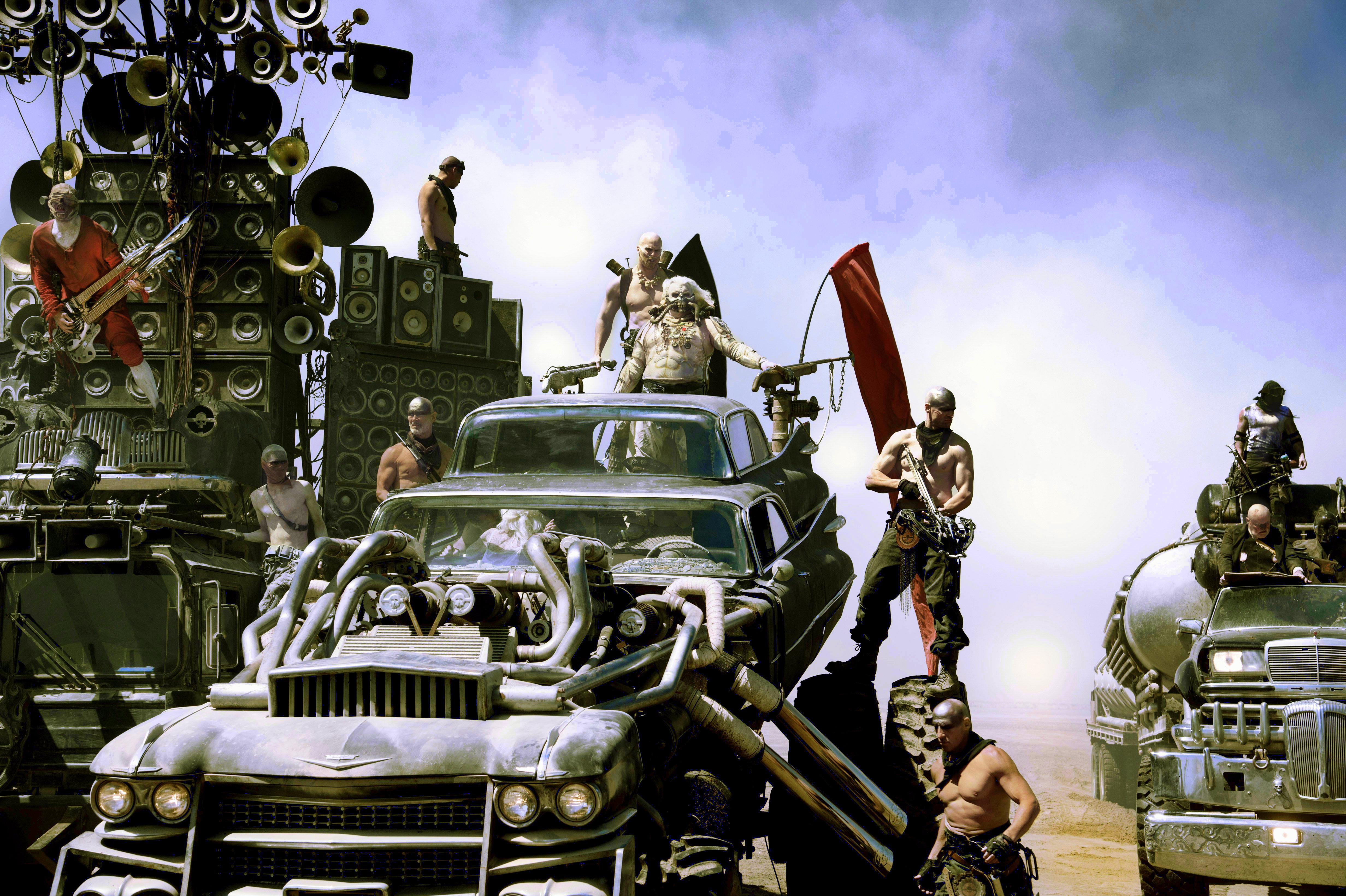 Fury Road