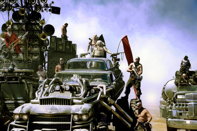 Mad Max Fury Road 40 (WTF Watch The Film Saint Pauly)