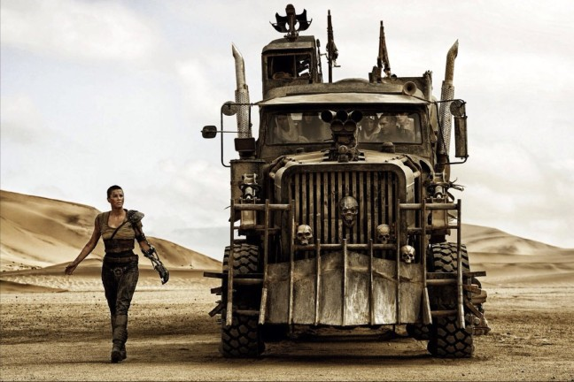 Mad Max Fury Road 41 (WTF Watch The Film Saint Pauly)
