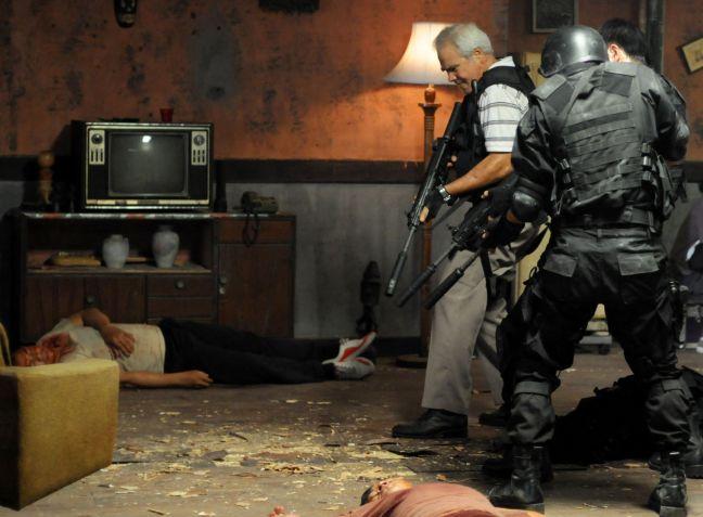 Raid Redemption 12 (WTF Saint Pauly)