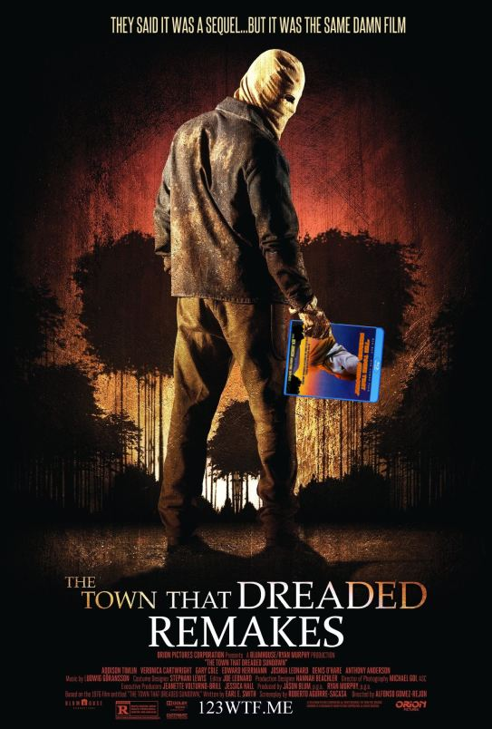 The Town That Dreaded Sundown 01 poster (WTF Watch The Film Saint Pauly)