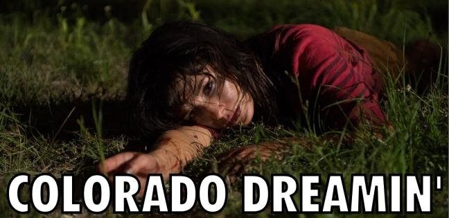 The Town That Dreaded Sundown 29 meme Colorado Dreamin' (WTF Watch The Film Saint Pauly)