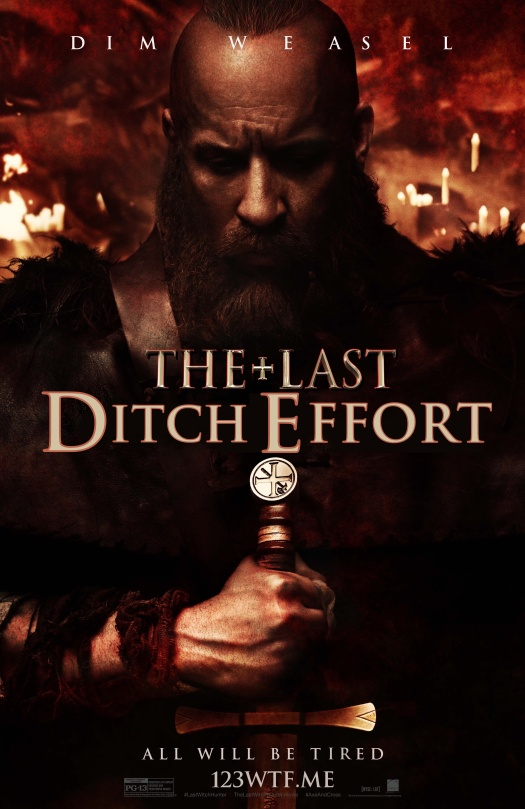 The Last Witch Hunter 01 poster (WTF Watch The Film Saint Pauly)