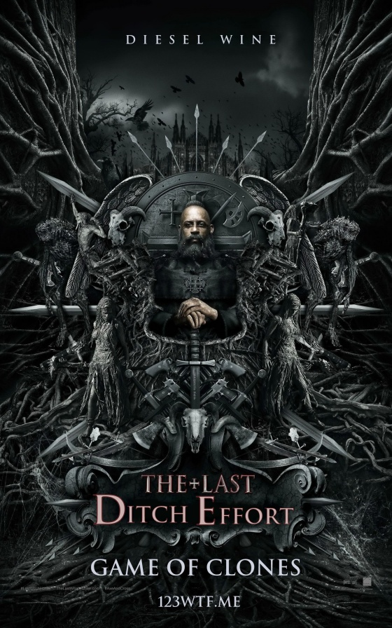 The Last Witch Hunter 23 poster (WTF Watch The Film Saint Pauly)