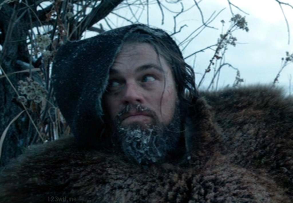 The Revenant 14 SC Waxing Poetic (WTF Watch The Film Saint Pauly)