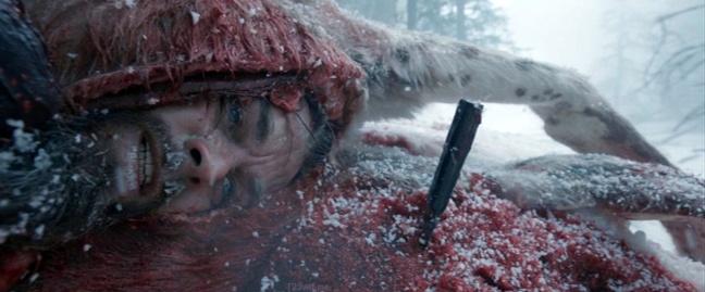 The Revenant 21 SC She wears fur (WTF Watch The Film Saint Pauly)