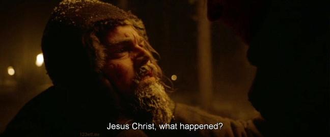 The Revenant 23 SC Jesus Christ (WTF Watch The Film Saint Pauly)