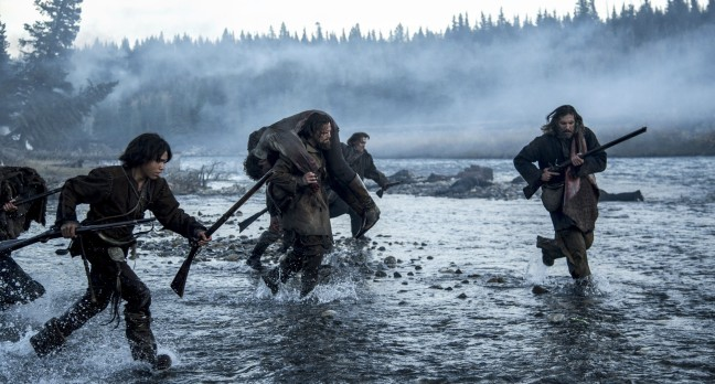 The Revenant 31 (WTF Watch The Film Saint Pauly)