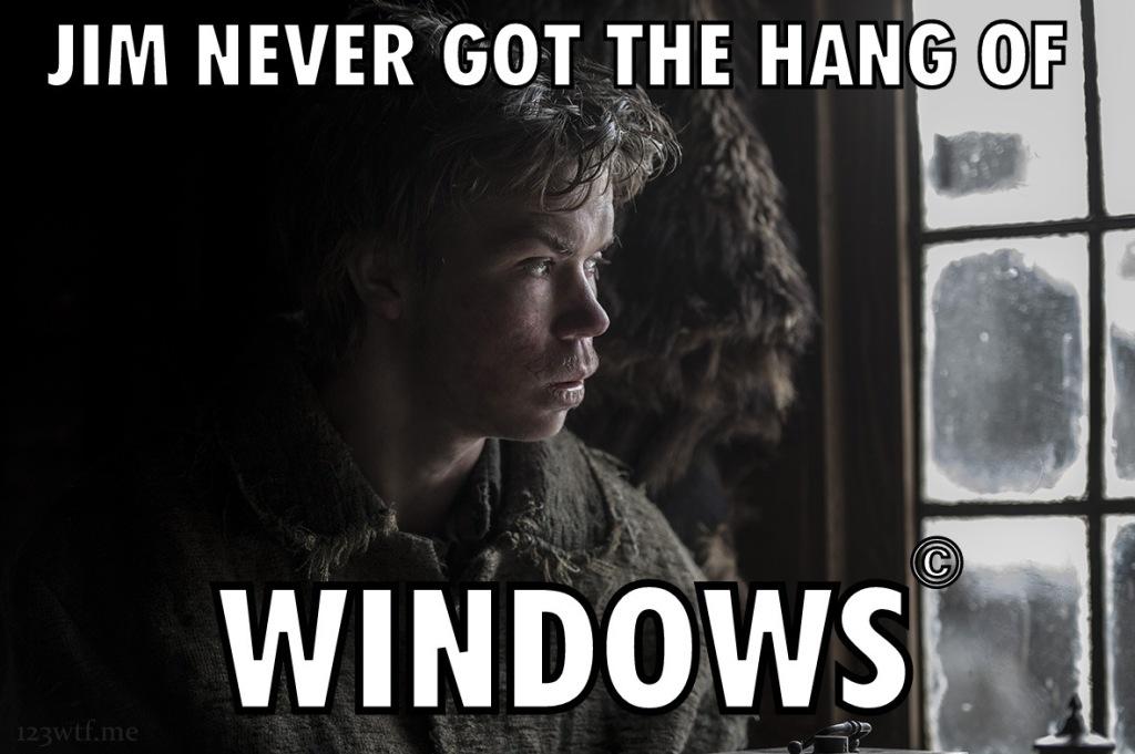 The Revenant 38 meme Windows (WTF Watch The Film Saint Pauly)