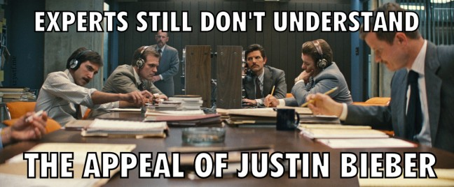 Black Mass 42 meme Bieber (WTF Watch The Film Saint Pauly)