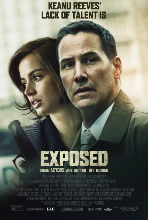 Exposed 40 poster 2 (WTF Watch The Film Saint Pauly)