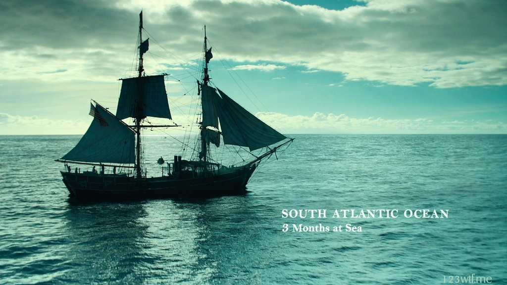 In the Heart of the Sea 14 SC 3 Months (WTF Saint Pauly)