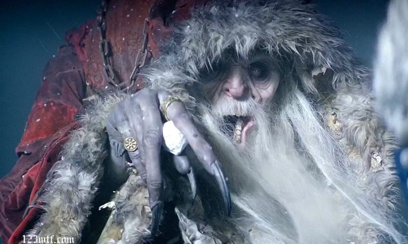 Krampus 26 SC Santa Claws (WTF Watch The Film Saint Pauly)