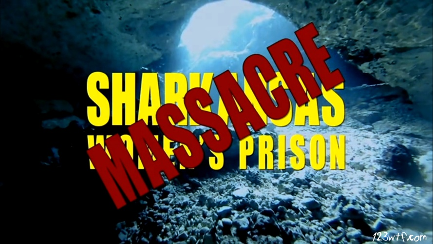 Sharkansas Massacre 02 SC Mssacre Credit (WTF Watch The Film Saint Pauly)